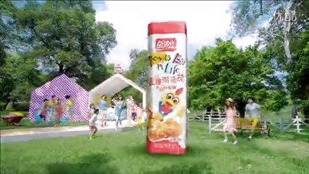 盼盼食品麦香桶装薯片广告片5s