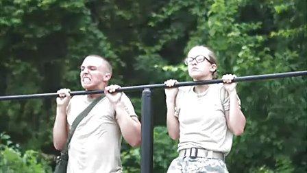 美国学生 西点军校 暑期训练集锦