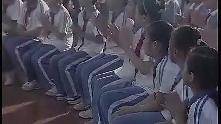 《转圆圈》小学四年级音乐优质课课堂实录