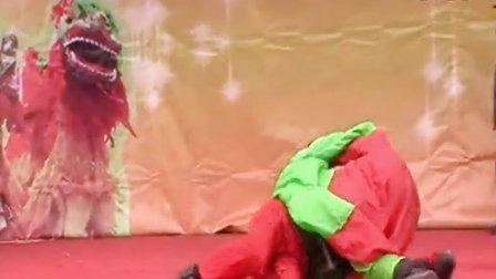 行唐二鬼摔跤(20120209)