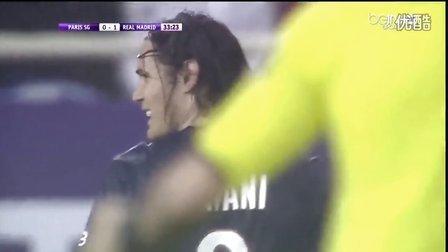热身-C罗再胜伊布超新星绝杀 皇马2中框1-0胜巴黎
