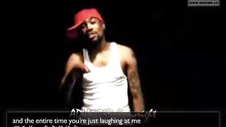 Eminem -- 阿姆写给死去兄弟的歌 中文字幕