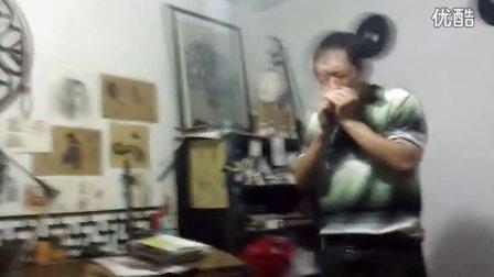 【老男孩】十孔布鲁斯口琴SP20清吹