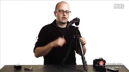 曼富图compact摄影摄像套装教程