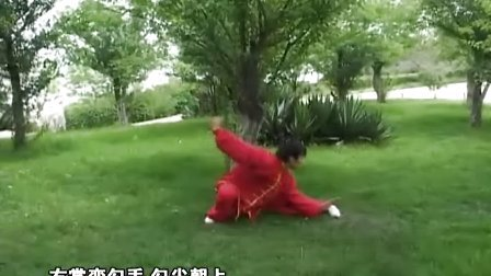 红拳十三势