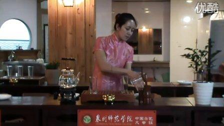 中华品牌10天短期晟茶艺培训班