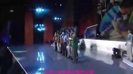 5北京奥运夜 胡彦斌和爱乐活727车队 我的未来不是梦