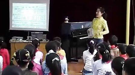 小学五年级音乐优质课展示下册《亲爱的回声》苏教版