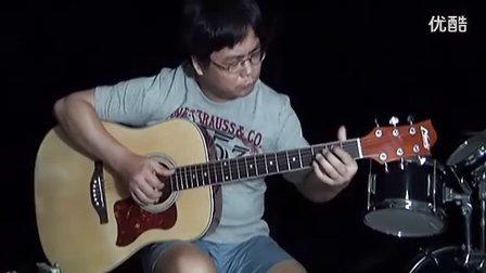 夜来香  阿涛吉他独奏