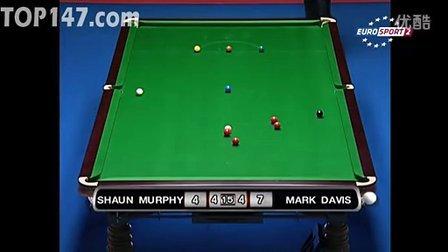 决赛 马克-戴维斯(59) vs 肖恩-墨菲 第9局