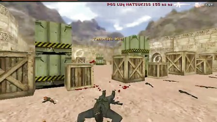 【Video】纪念已逝的cyx---QPAD2007_cyx-vs-Luq