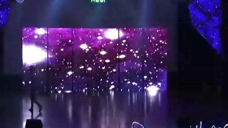 2012年 oppo real  浙江理工大学 校星元素 第三届 街舞专场晚会