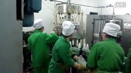 杏仁露、花生牛奶、蛋白饮料鑫茂机械饮料生产线