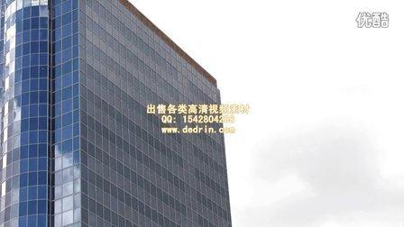 高楼大厦高清视频素材下载