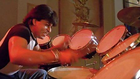 印度电影-《我心狂野》1998经典片段【男神舞后】沙鲁克汗