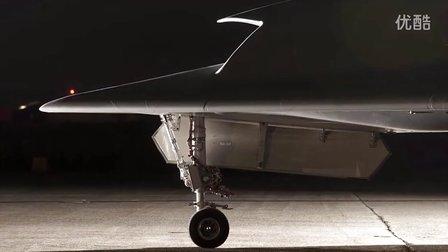 法国达索公司新型无人机 nEUROn UCAV Partner (ΕΑΒ) [HD]