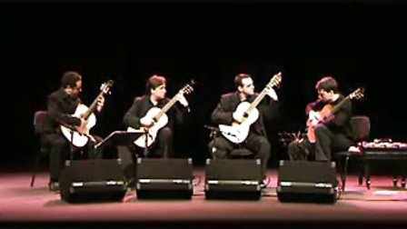 Jongo_by_Paulo_Bellinati_for_guitar_quartet