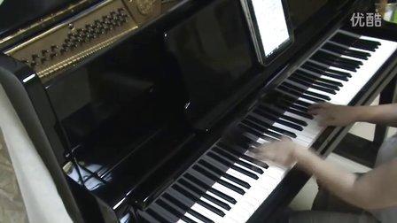 肖邦《升c小调夜曲》钢琴视奏_tan8.com