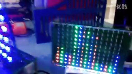 光立方 VS DIY音乐频谱