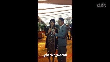 葉童吳鎮宇新加坡红星大奖2012媒体访问