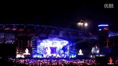 20120518陈奕迅DUO武汉演唱会现场.片段11