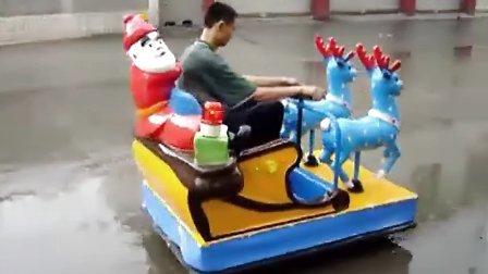 投币式圣诞车 丁泉科技
