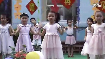 上海雅童自拍 童真小朋友和能者电子迎宾报警器の毕业舞蹈