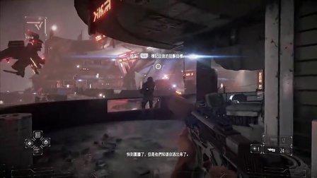 纯黑 PS4《杀戮地带:暗影坠落》视频攻略解说 第六章 全收集 中文剧情