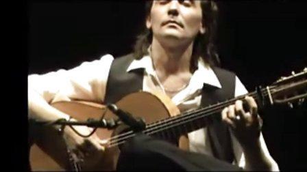 vicente amigo 北京演出视频2007年天桥剧场10