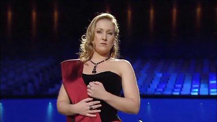古典视频  迪亚娜·嫲穆罗2009年在巴登巴登音乐节的音乐会  竖琴: 马斯特
