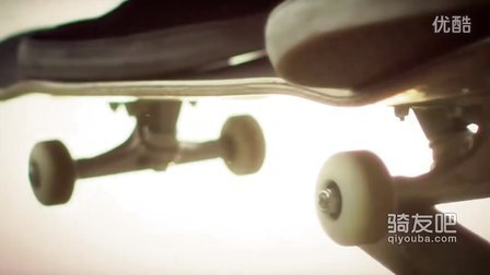 超惊艳的滑板慢镜头视频,动与静之美高清 速降中国首发
