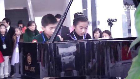 春节序曲-四手联弹-现场版