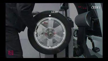 VAS 6230A车轮动平衡1