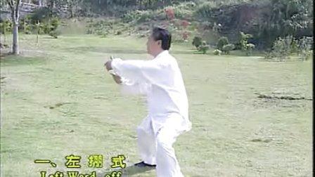 赵幼斌杨式太极拳85式教学