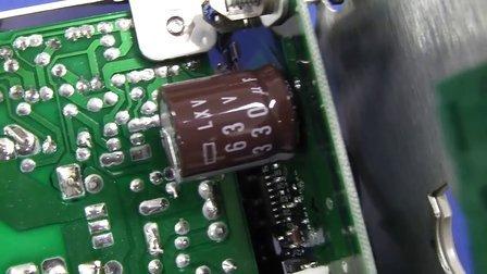 EEVblog  Tektronix TDS3054 拆解