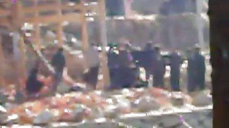 温州永嘉县 岩坦镇 南正村村主任潘苏荣组织黑社会等30余人殴打村民