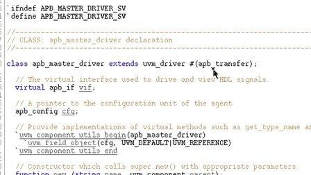 UVM SV Basics 9 [Chinese] - Driver