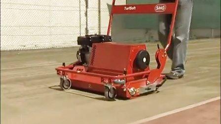 SMG人造草坪,体育场地小型清洁维护车Turfsoft TS2, TS3