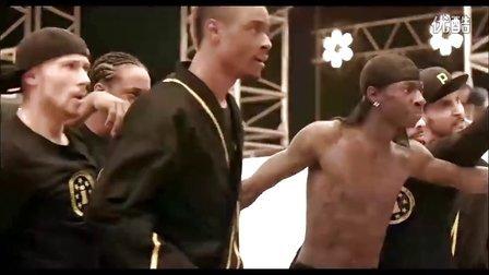 舞力对决2 爆米花团最终比赛舞蹈 拉丁和街舞的精彩结合(高清版)