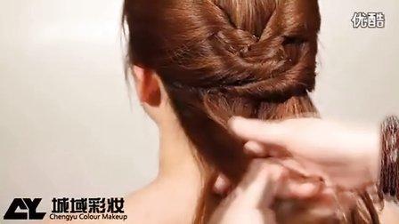 杭州化妆培训学校-城域彩妆发型展示13_高清