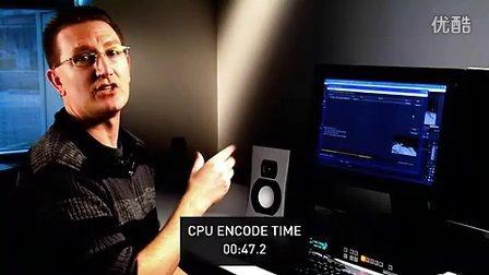 Adobe® Premiere® Pro 与 NVIDIA Quadro® GPU