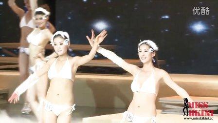 第37届国际比基尼小姐大赛三门峡市河南赛区决赛天鹅湖