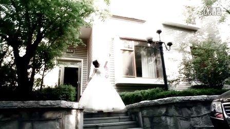 婚礼电影假如阳光?#39057;闙V丹东521爱情列车LED大型婚礼