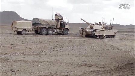 第八陆战团1营清扫Geston峡谷片段(赫尔曼德省)