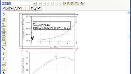 2-螺旋電感參數化電磁模型