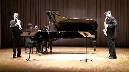 【古典萨克斯】Delangle 迪郎格 演奏门德尔松 OP114