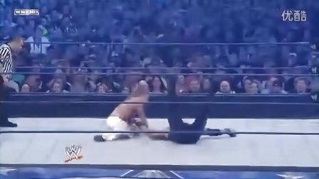 wrestlemania 27 2009 PPV 摔角狂热25 WrestleMania打败HBK