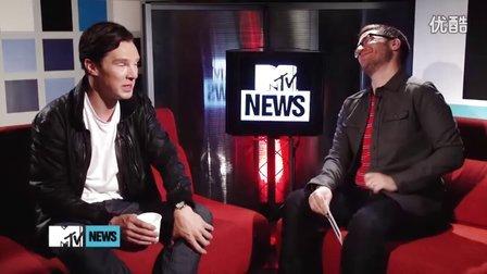 Benedict Cumberbatch谈同人小说