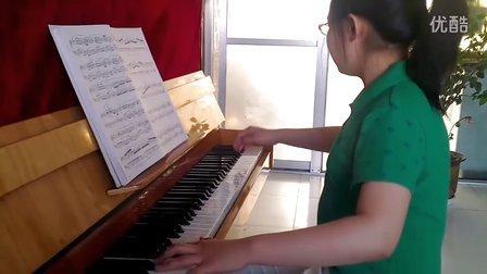 5月23日洪韬壹~师姐姜浩尔钢琴『爱的协奏曲』