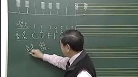 宋大叔教音乐(一)看谱学歌与基础乐理1